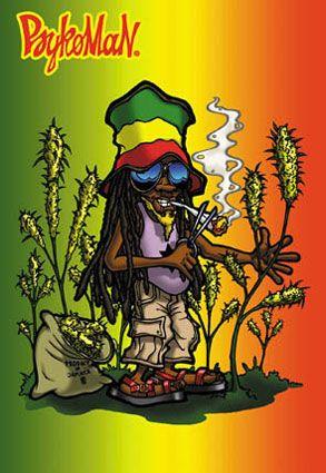 Cannabis et rasta page 2 - Dessin de rasta ...